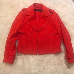 Zara Trench-Style Jacket - Never Worn